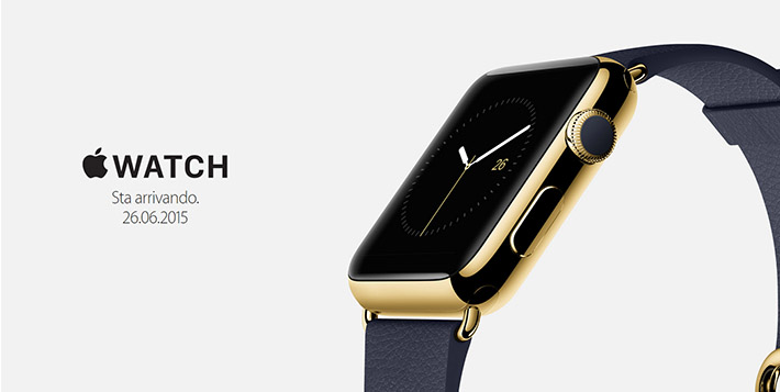 Apple Watch italia