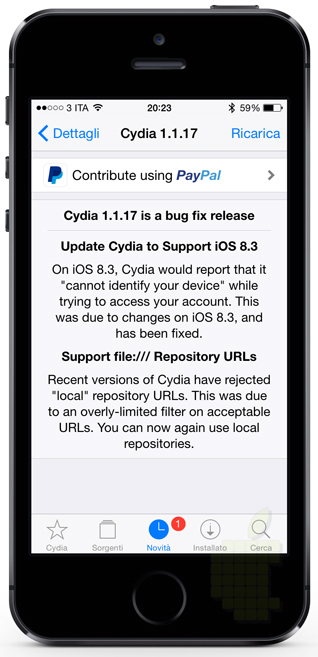 cydia-update-changelog