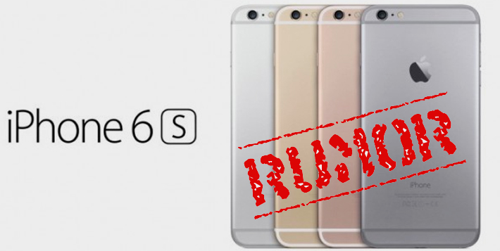 iphone6srumors