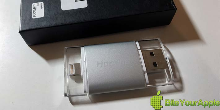 [Recensione] HooToo iMemomate Flash Drive 64GB USB 3.0 con porta Lightning