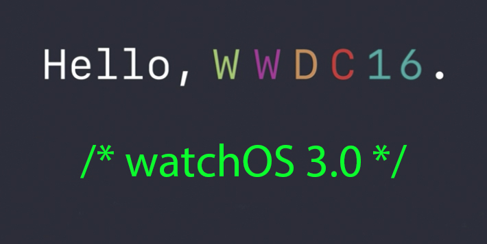 watchos3.0intro