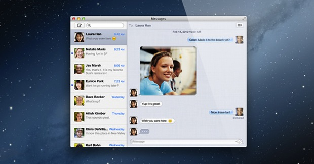 iMessages-for-Mac